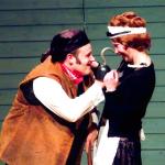 """In Pergolesi's """"The Maid's the Missus"""""""